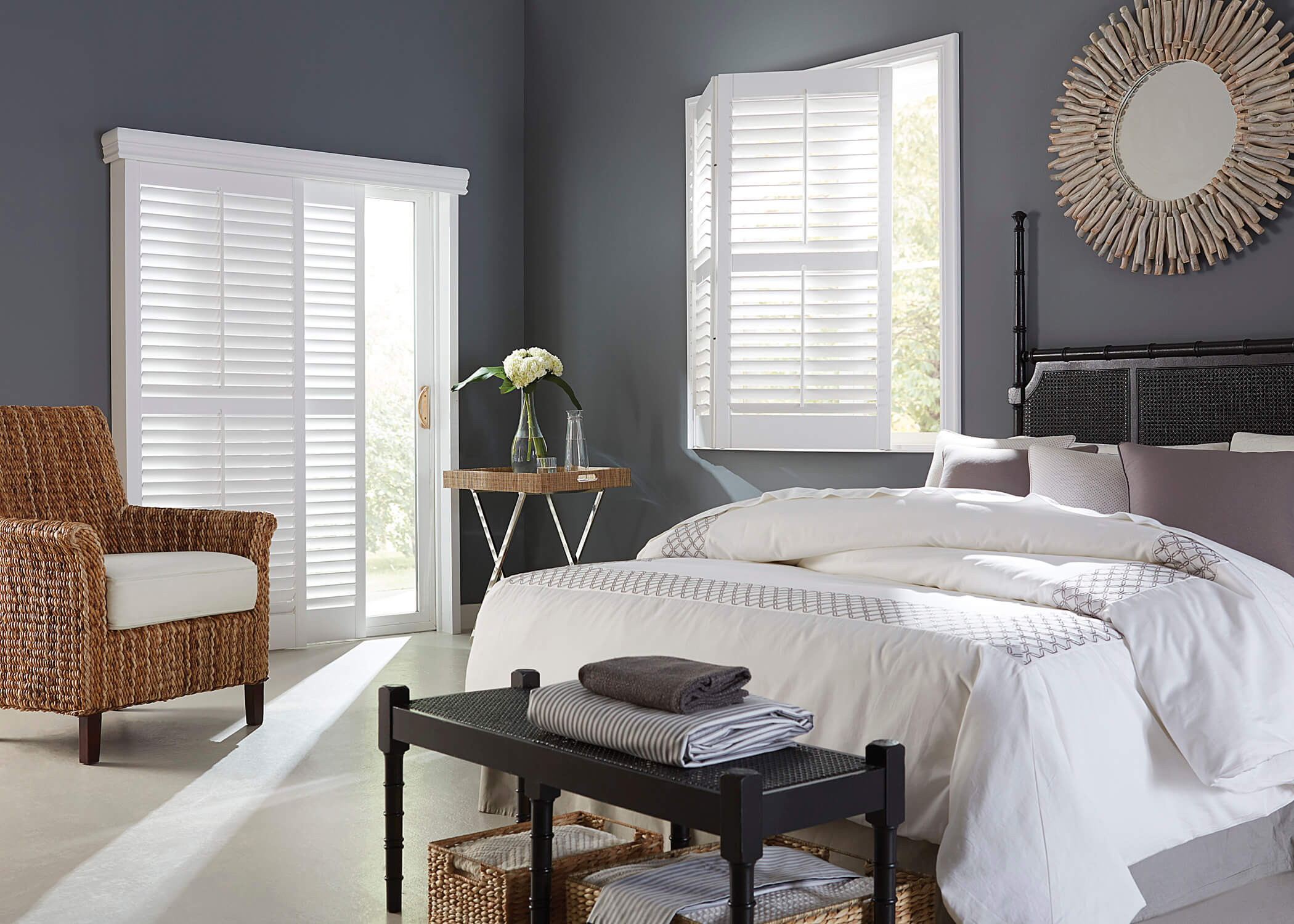 window treatments for perfect bedroom